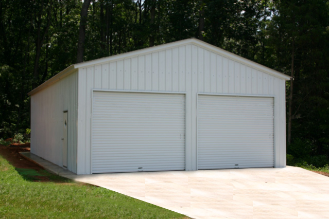 Garage metal buildings for sale discount steel buildings for 12x12 roll up garage door